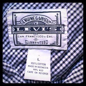 Vintage Levi's Long Sleeve Shirt